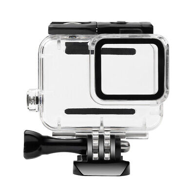 Waterproof Diving Protective Housing Case Cover for Gopro Hero 7 Silver & White