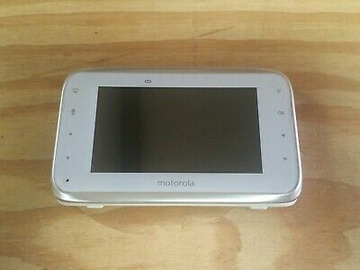 """Motorola Mbp38s Digital Video Baby Monitor With 4.3"""" LCD Screen - parent unit, C"""