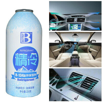 R134A Eco-Friendly Refrigerant Replacement For Automotive Air Conditioning NEW