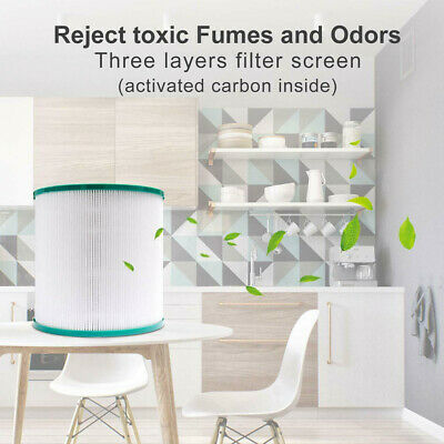 HEPA Filter Replacement For Dyson Pure Cool Link TP02 TOP01 AM11 Air Purifier US