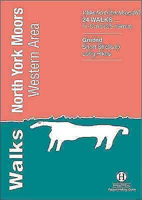 Walks North York Moors: Western Area by Richard Hallewell (Paperback, 2009)