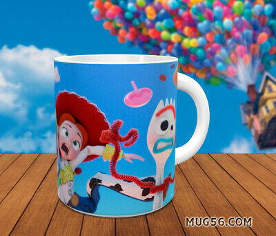 Mug toy story 4 #01 tasse personnalisable woody buzz l'éclair lightyear