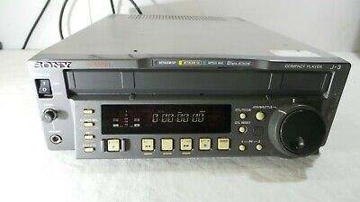 Sony Compact Player J-3 Betacam SP / Betacam SX / MPEG IMX & Digital Betacam