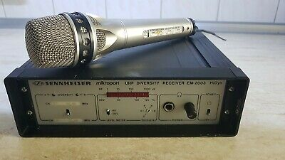 Sennheiser SKM 4031-TV EM 2003 TV  762.400 MHz Funkmikrofon uhf TV Version