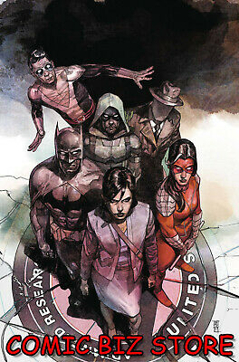 Event Leviathan #2 (Of 6) (2019) 1St Printing Alex Maleev Main Cover Dc Universe