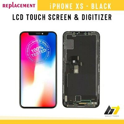 For iPhone XS Replacement LCD Touch Digitizer Screen Display Assembly Black UK