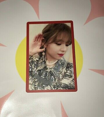 Twice- Yes or Yes Official Jeongyeon Photocard