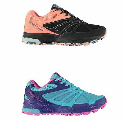 Karrimor Tempo 5 Trail Running Shoes Junior Girls Trainers Footwear
