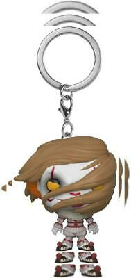 Funko Pop Keychain: Horror It - Pennywise With Wig Collectible Figure,...
