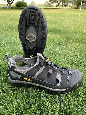 0958e3709bb1be KEEN Commuter SPD Cycling BIke Sandals/Shoes Shimano Cleats Mens Size 9 / 42