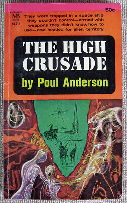 The High Crusade by Poul Anderson PB 1st Macfadden