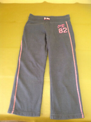 Girl's Blue Next Casual Jogging Pants Size 5 years