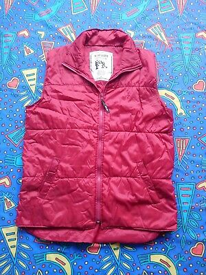 Vintage Jacket Vest Mens Size M Urban Gear