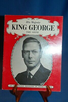Commemorative booklet - His Majesty King George the Sixth