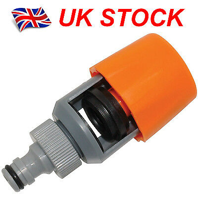 Universal Tap To Garden Water Hose Pipe Connector Mixer Kitchen Tap Adapter Fit