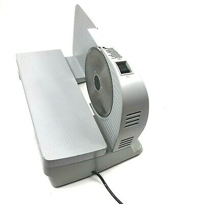 Chef's Choice Electric Meat Food Slicer Model 609 Excellent Working