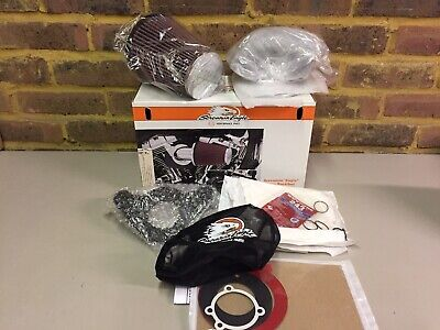 Genuine Harley-Davidson Screamin' Eagle Heavy Breather Air Cleaner Kit 29098-09
