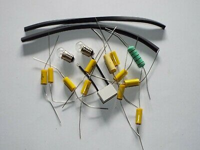 MES Round Dial lamps 3.5V 0.3A  VALVE RADIO Qty 10 NEW