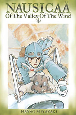 Nausicaa of the Valley of the Wind, Vol. 4 by Hayao Miyazaki (Paperback, 2004)