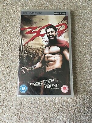 300 UMD Video For PSP - New & Sealed - Free Postage