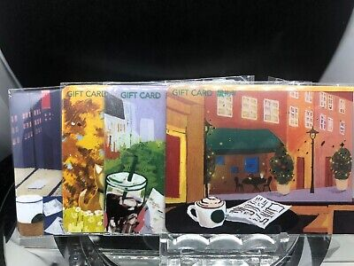 Starbucks Card China Special Edition (set of 8) pin intact