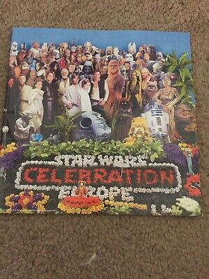Star Wars Celebration Europe Brochure 2007
