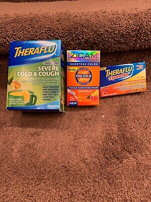 Cough, Cold & Flu, Over-the-Counter Medications & Treatments