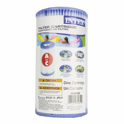 Intex 29000E/59900E Easy Set Pool Replacement Type A or C Filter Cartridge
