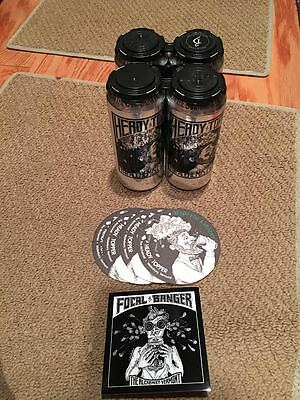 Heady Topper by the Alchemist Vermont IPA FULL CANS