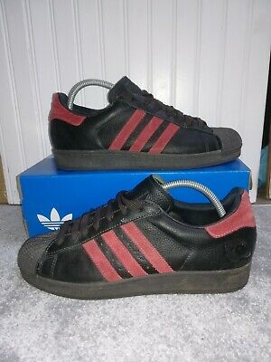 Details about Customised Adidas Superstar Stone Roses Ian Brown Trainers UK 8 New