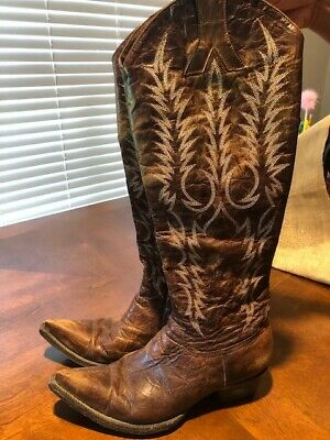 7c5bf0d548a OLD GRINGO MAYRA Womens Tall Boots L 601-3 Size 8.5 - $175.00 | PicClick