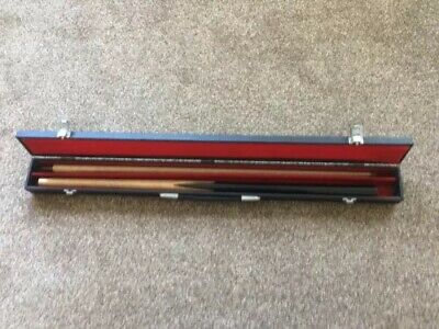 Cue Craft Black Butt Proffesional Snooker Cue  Pool Cue
