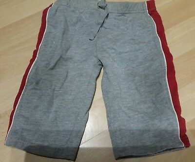 mothercare baby boy's jogging bottom aged 6 / 9 mths