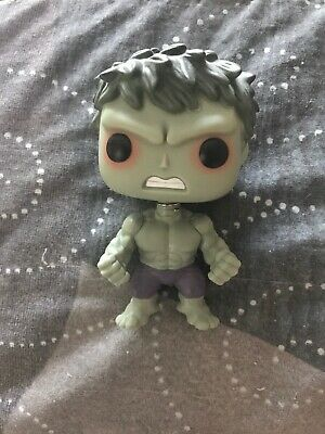 Funko POP! Marvel's Avengers Age of Ultron HULK (Savage) #68 Hot Topic Exclusive