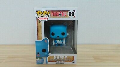 Funko POP! Happy #69 Fairy Tail Anime Animation VAULTED