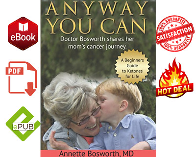 📚ANYWAY YOU CAN: Mom's cancer journey📩(E-B00K)📓🎁FAST DELIVERY🎁(EPUB)📩pdf🎁
