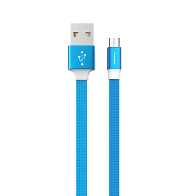 High Speed Micro Steel Data Cable in Blue