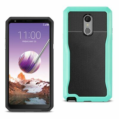 Reiko LG STYLO 4 Full Coverage Shockproof Case In Blue