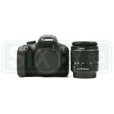 NEW Canon EOS 4000D Digital SLR Camera with EF-S 18-55mm f/3.5-5.6 III Lens