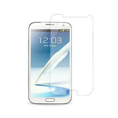 Reiko Samsung Galaxy Note 2 Two Pieces Screen Protector In Clear
