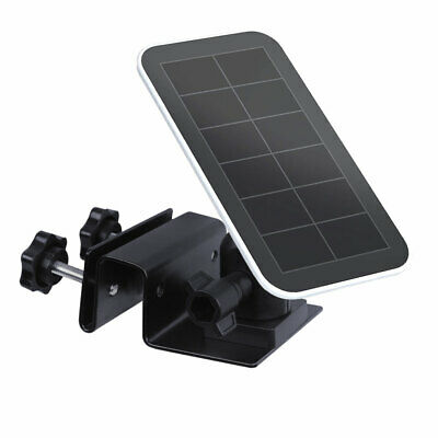 Gutter Mount Bracket for Arlo Ultra/Pro Camera Solar Pannel, Reolink Argus 2