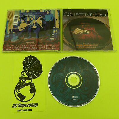 Collective Soul disciplined breakdown - CD Compact Disc