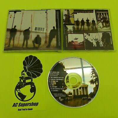 Hootie and the Blowfish cracked rear view - CD Compact Disc