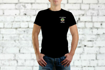 Nottinghamshire Fire and Rescue Personalised T Shirt