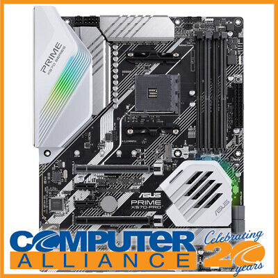 ASUS AM4 ATX PRIME X570-PRO/CSM DDR4 Motherboard