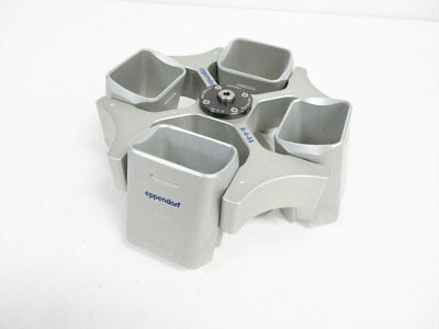 Eppendorf 022637461 Rotor & Seaux (A-4-44) ~ Centrifuge 5804 5804 R 5810