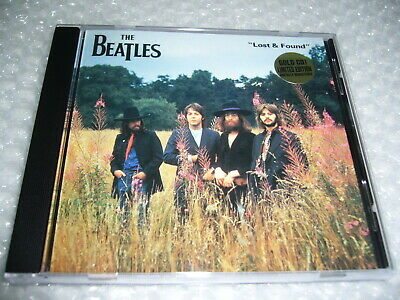 Beatles - Lost & Found (PCS 7287) Japan ltd. Gold CD