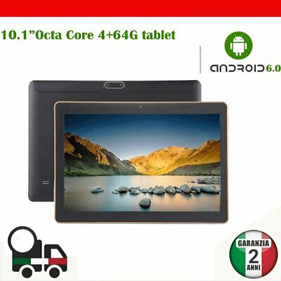 """TABLET 2019 10.1"""" IPS OCTA CORE 8x2.0GHz 4GB RAM 64GB ROM ANDROID 6.0"""