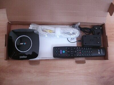 BT YOUVIEW Freeview HD BOX - DB - T2200/BT/DF BOXED