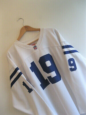BALTIMORE COLTS | Mitchell & Ness JOHNNY UNITAS American Football Jersey | 2XL